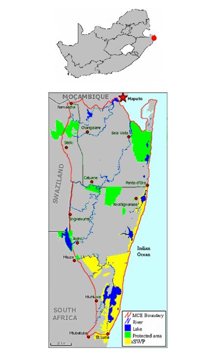 iSimangaliso Wetland Park (iSWP)